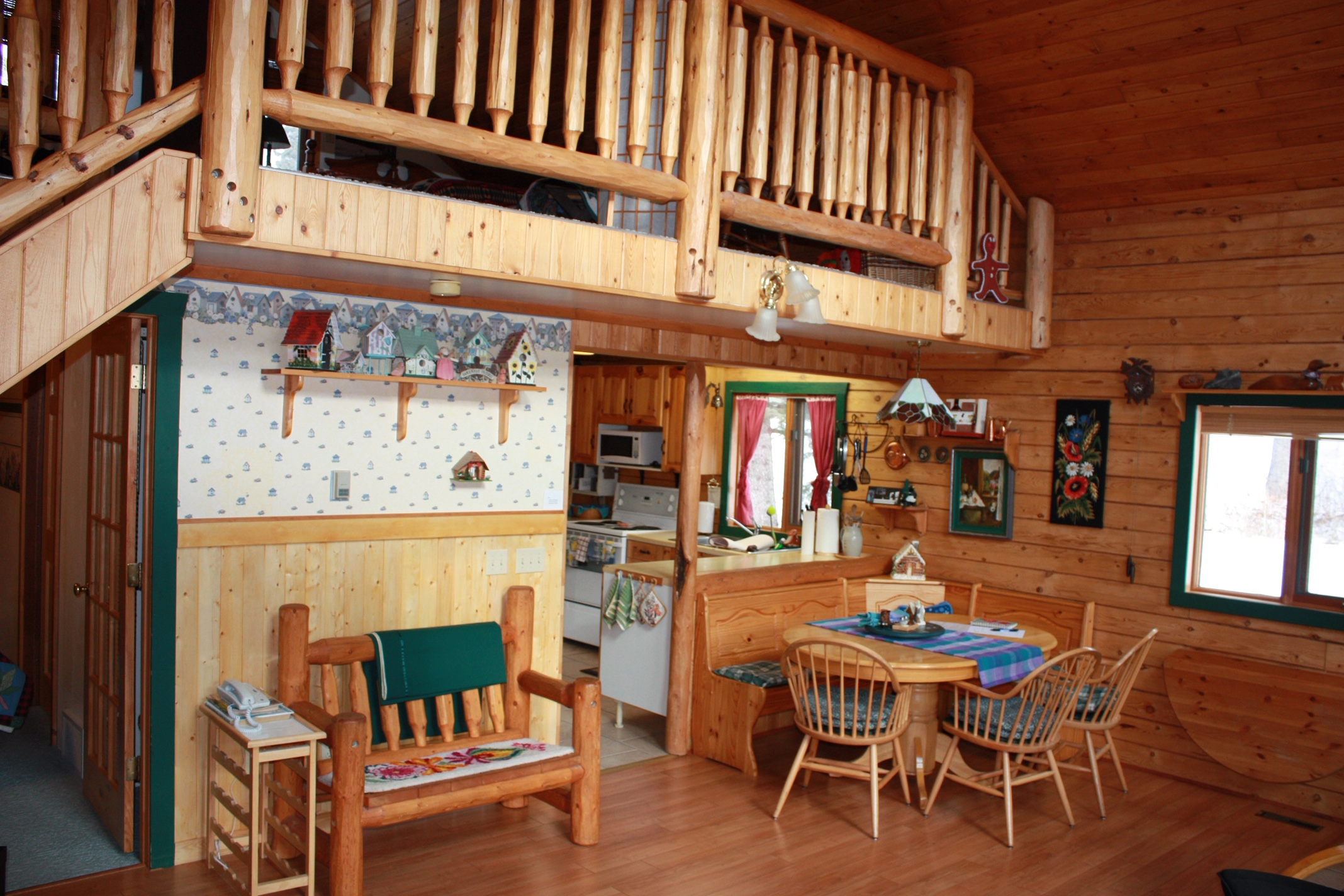 jasper vacation home rentals with kitchen